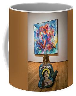 Saint Pablito At Moma Coffee Mug