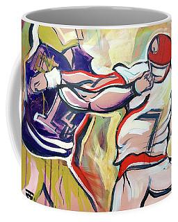 Side Arm Uga Coffee Mug