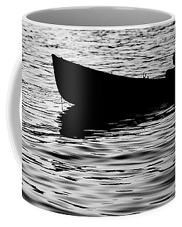 Coffee Mug featuring the photograph The Old Fishermen by Pedro Cardona