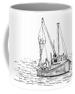 The Vessel Little Jim Coffee Mug