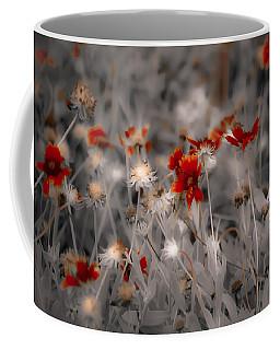 Wildflowers Of The Dunes Coffee Mug