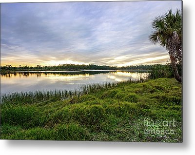St. Lucie County Metal Prints