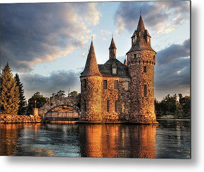 Boldt Castle Metal Prints