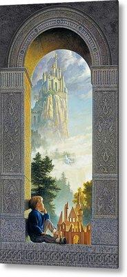 Castle Metal Prints