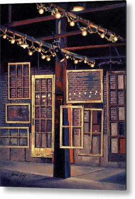 The Factory In Franklin Tennessee Metal Prints