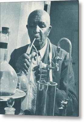George Washington Carver Metal Prints