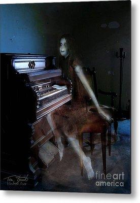 Paranormal Digital Art Metal Prints