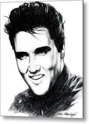 Elvis Presley Metal Prints