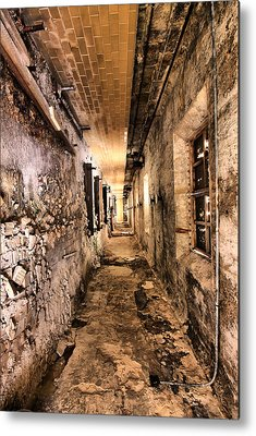 Eastern State Penitentiary Metal Prints