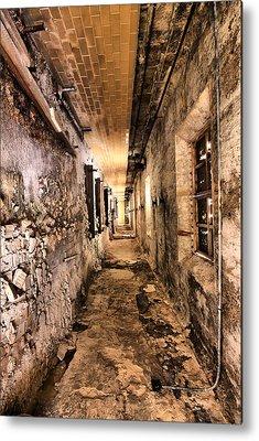 Eastern State Prison Metal Prints