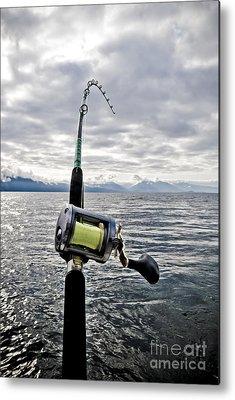 Fishing Photographs Metal Prints