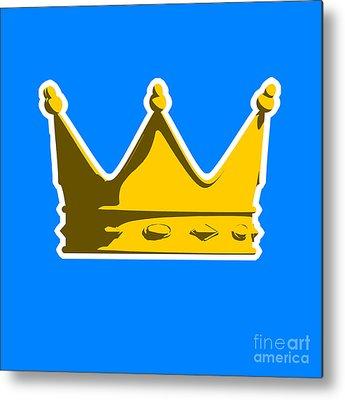 Crown Metal Prints