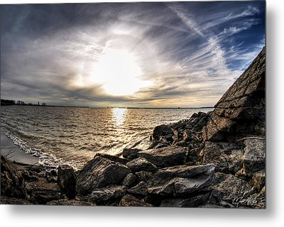 0011 Rest And Relax Series Metal Print by Michael Frank Jr