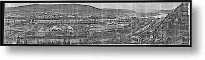 3rd Army Carnival, Coblenz On The Rhine Metal Print