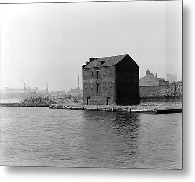 Metal Print featuring the photograph Baltimore Fell's Point by Granger