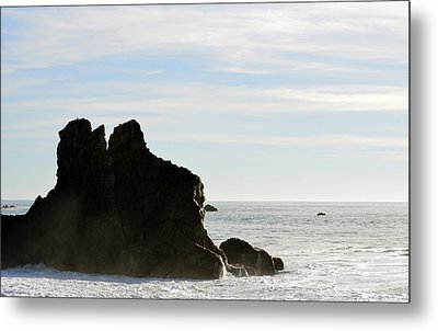 Beach Beauty  Metal Print