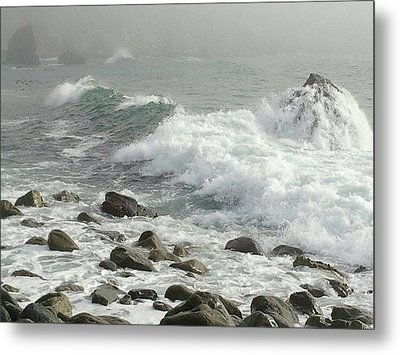 Big Sur Metal Print by Justin Moranville