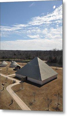 Chickasaw Culture Metal Print
