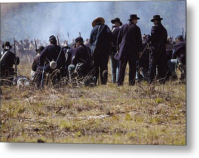Civil War Metal Print by Kitty Ellis