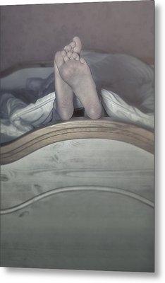 Feet Metal Print by Joana Kruse