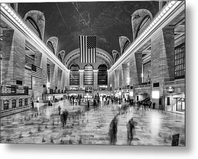 Grand Central Terminal Metal Print by James Howe