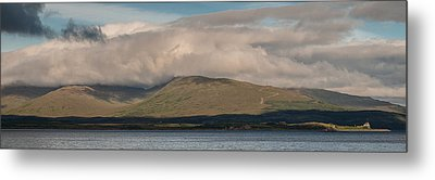 Metal Print featuring the photograph Isle Of Mull by Sergey Simanovsky
