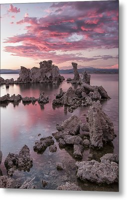 Listen To The Sound Metal Print by Jon Glaser