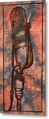 Rca 77 Metal Print by William Cauthern