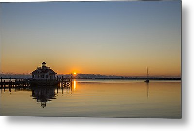 Metal Print featuring the photograph Shallowbag Bay Sunrise by Gregg Southard