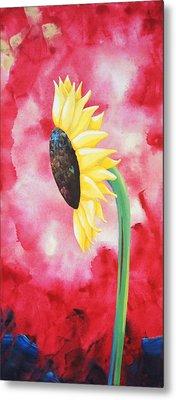 Sunflower 1 Metal Print