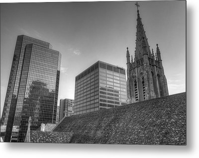 The Cathedral Of St. John The Evangelist Metal Print by William Ragan