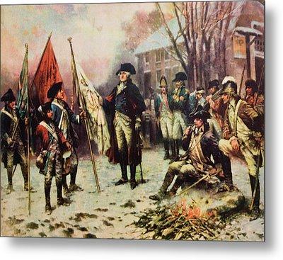 1700s 1770s Painting Of George Metal Print