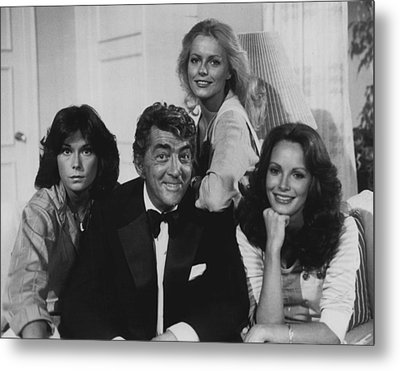 Dean Martin Metal Print by Retro Images Archive
