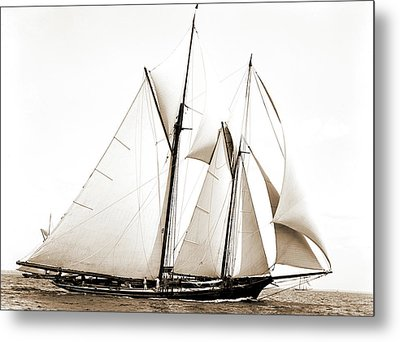 Constellation, Constellation Schooner, Yachts Metal Print
