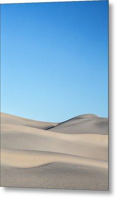 Desert Calm Metal Print by Jon Glaser