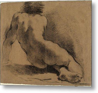 Giovanni Francesco Barbieri, Called Guercino Italian Metal Print by Quint Lox