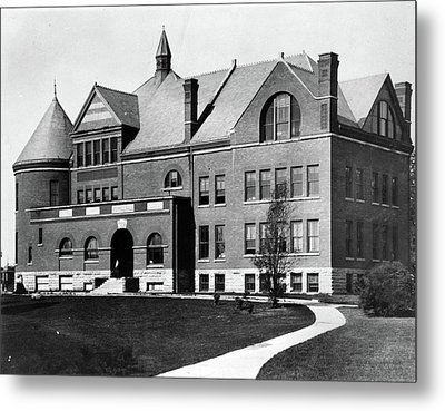 Iowa State University, C1900 Metal Print by Granger