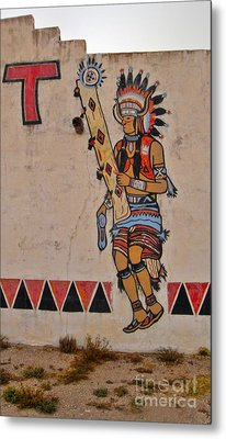 New Mexico Metal Print by Gregory Dyer