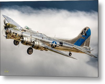 Sentimental Journey Metal Print
