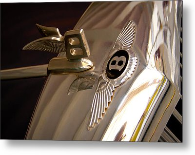 1956 Bentley S1 Metal Print