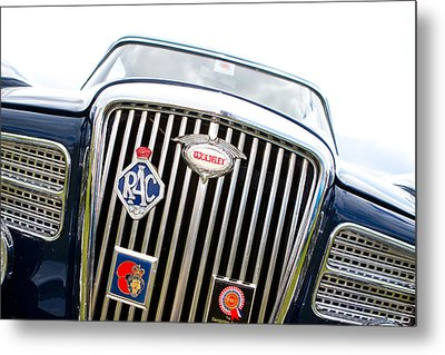 Classic Car Metal Print by Fizzy Image