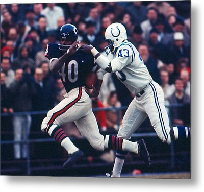 Gale Sayers Metal Print by Retro Images Archive
