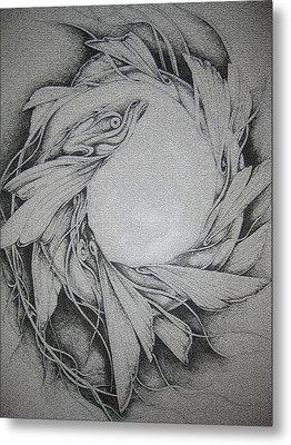 Fish Metal Print by Moshfegh Rakhsha