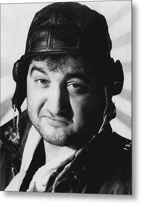 John Belushi Metal Print by Retro Images Archive