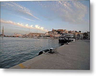 Travel Images Of Formentera Metal Print