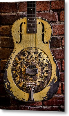 A Classic Metal Print by Heather Applegate