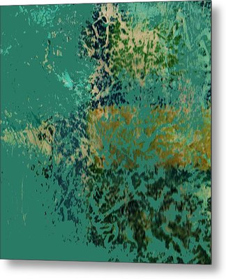 A Fish In A Dream Metal Print by Anne-Elizabeth Whiteway