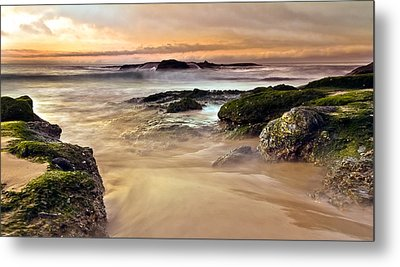 A New Day Metal Print by Andrew Raby