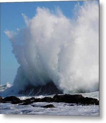 African Waves I Metal Print