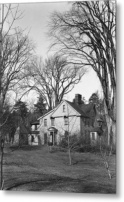 Alcott Orchard House, 1941 Metal Print